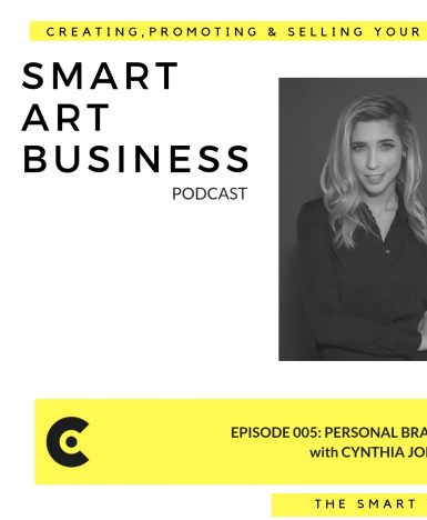 Personal Branding for Creative Entrepreneurs with Cynthia Johnson