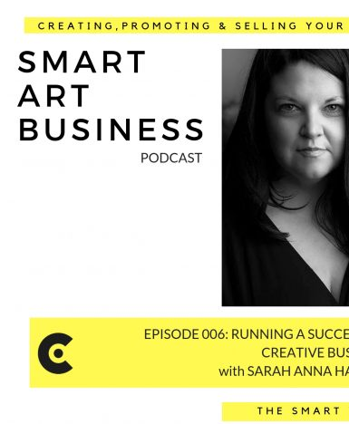 Running a Successful Creative Business with Sarah Anna Hansen