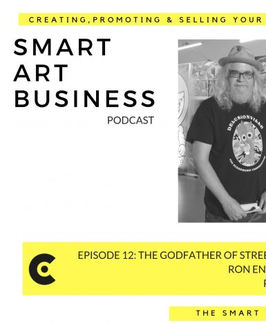 The Godfather of Street Art – Ron English (Part 1)