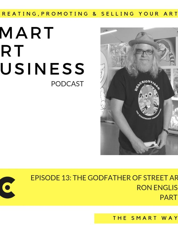 The Godfather of Street Art – Ron English (Part 2)