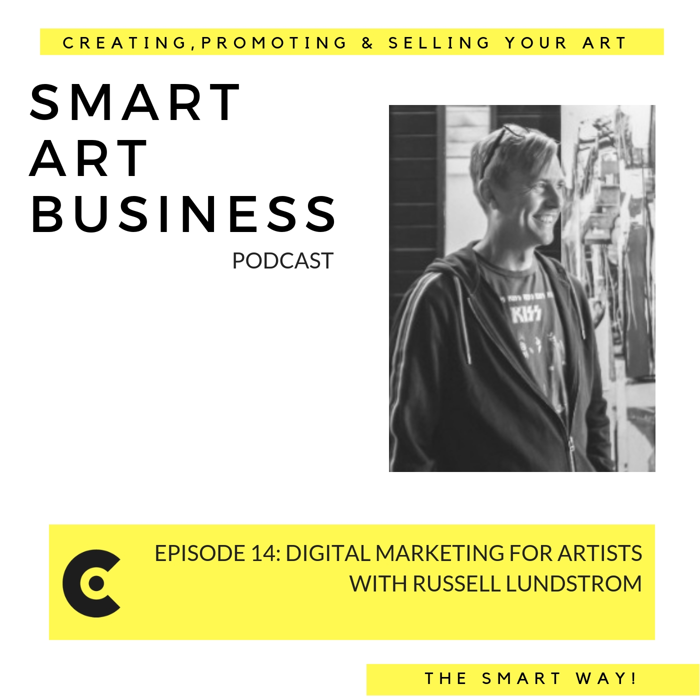 Digital Marketing for Artists with Russell Lundstrom