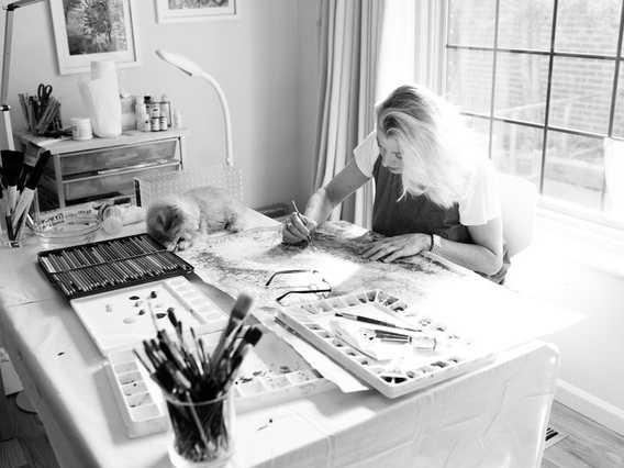 Artist Interview: Dorothy Warly
