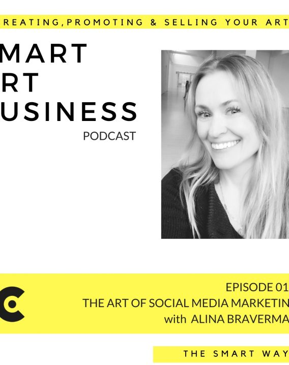 The Art of Social Media with Alina Braverman