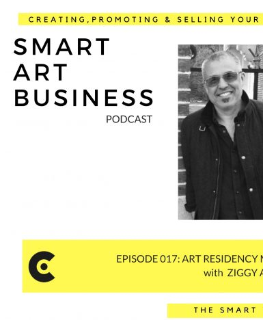 Art Residency Magic with Ziggy Attias