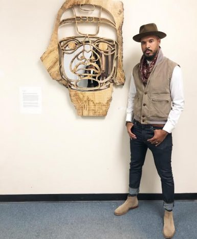 ARTIST INTERVIEW – PHILIP A. ROBINSON JR.